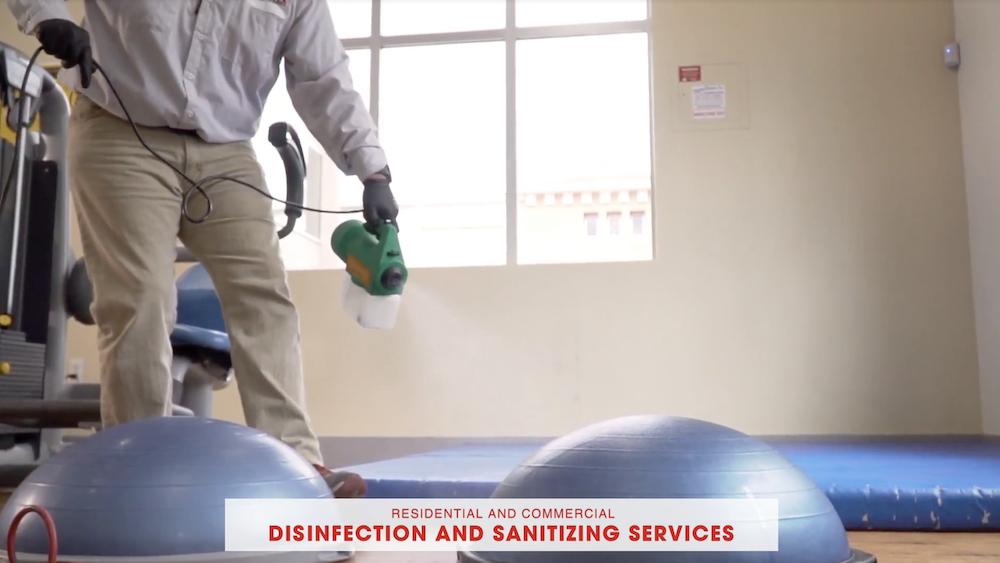 Aantex Sanitizing Service